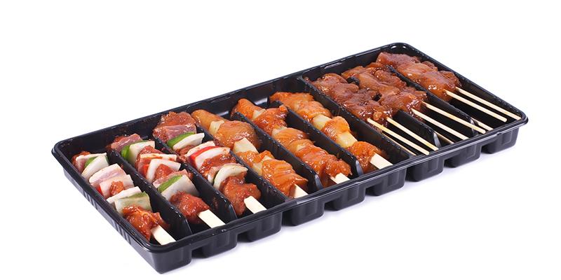 Mix tray