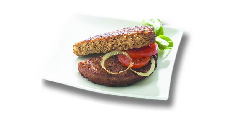 Vegetarische hamburger