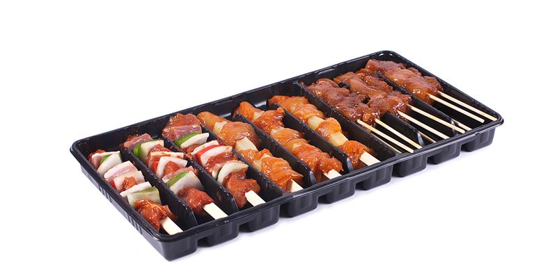 Mix tray varken